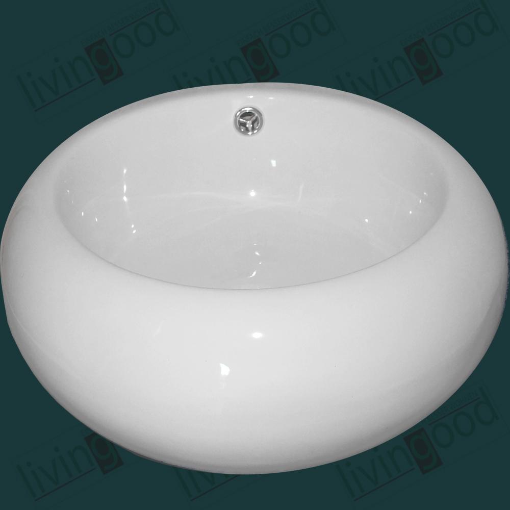 keramik design waschbecken waschschale waschtisch aufsatz. Black Bedroom Furniture Sets. Home Design Ideas
